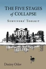 Front cover of Five Stages of Collapse
