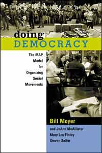 Front cover of Doing Democracy